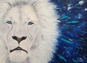 Le lion céleste