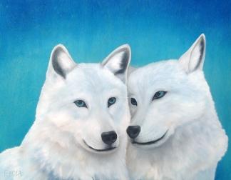 Les 2 loups